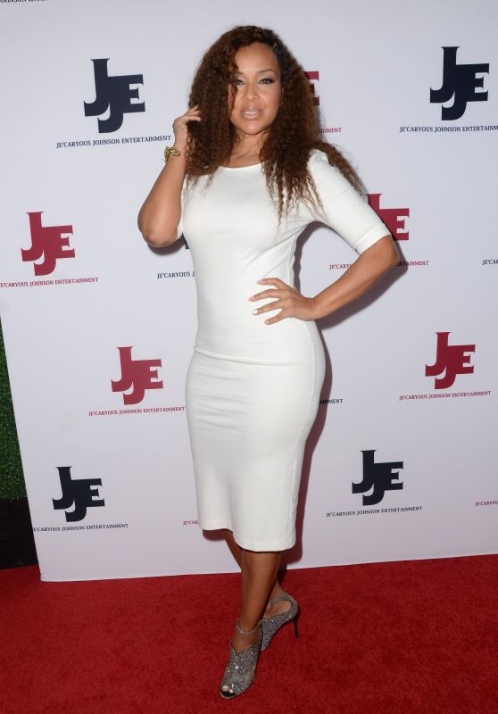 LisaRaye McCoy – 'Je'Caryous Johnson's Married But Single' Opening in Los Angeles 3/18/2016
