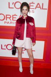 Lola Le Lann – L'Oreal Red Obsession Party – Paris Fashion Week 3/8/2016