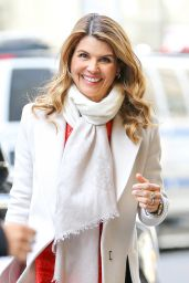 Lori Loughlin Shopping in New York City, March 2016