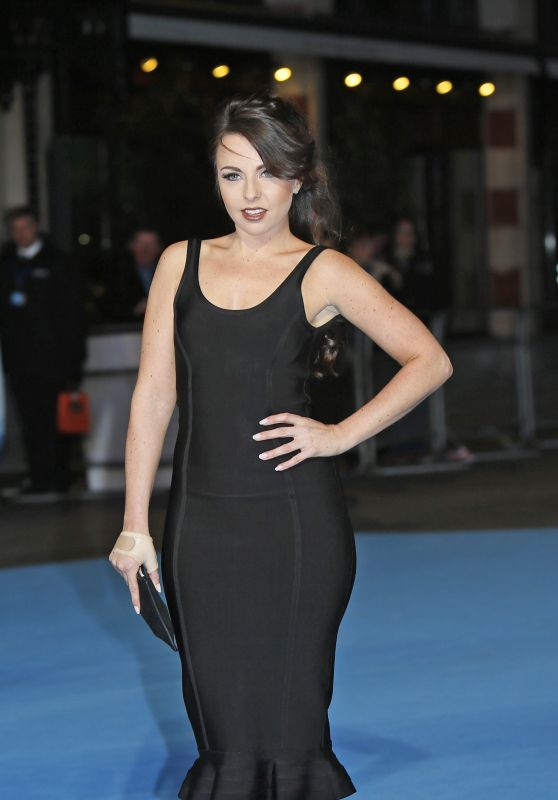 Louisa Lytton – 'Eddie The Eagle' Premiere in London, UK