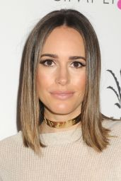 Louise Roe - Simply Stylist LA Conference at The Grove Los Angeles 3/19/2016