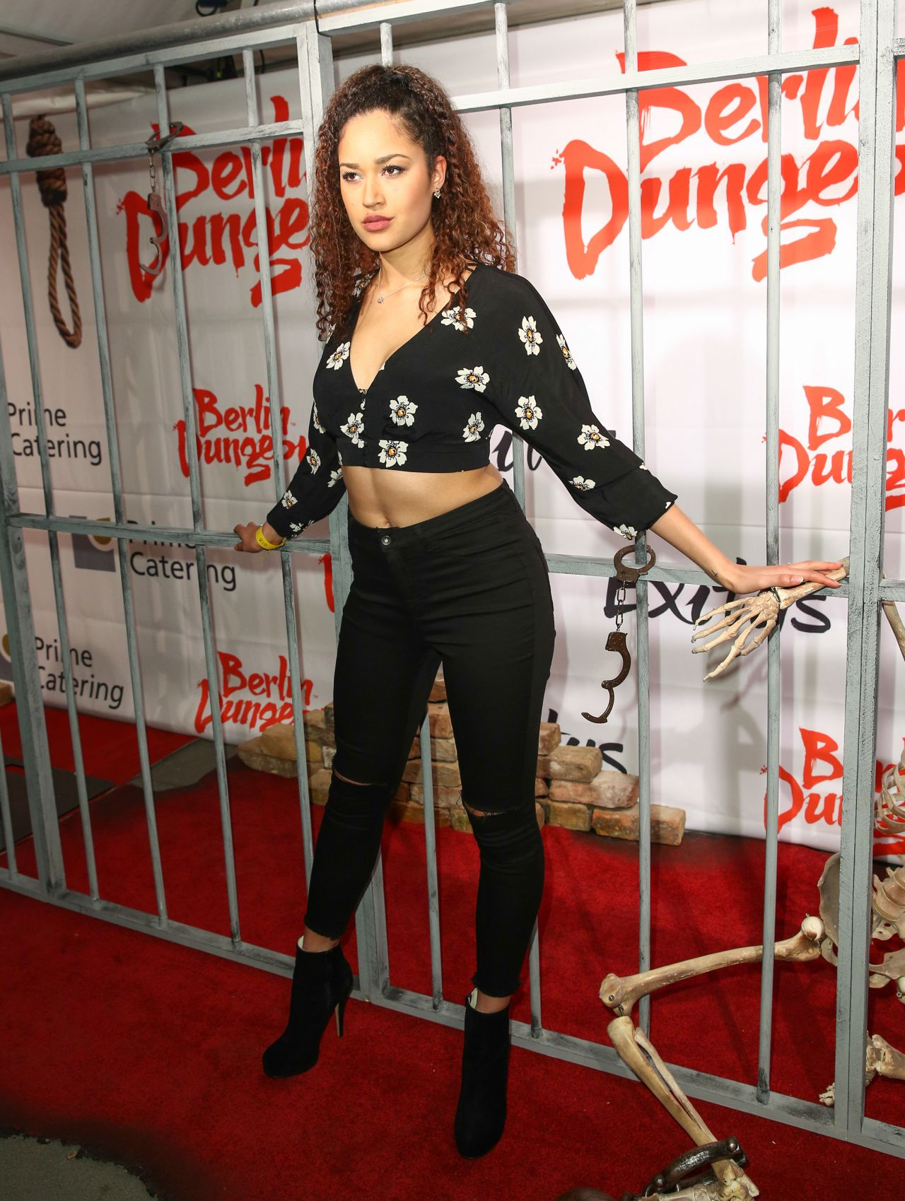 Lovelyn Enebechi – The EXITUS at Berlin Dungeon Premiere ...