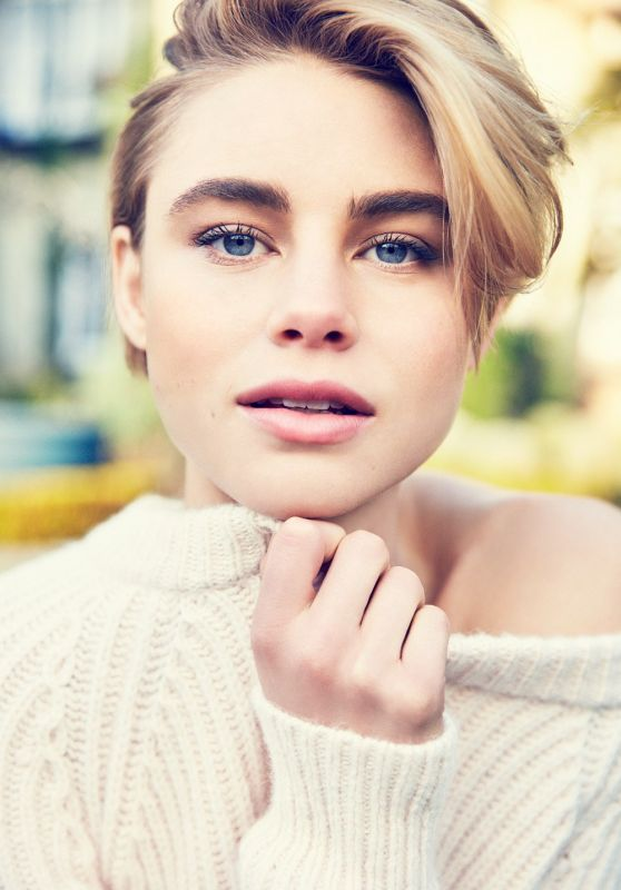 Lucy Fry - Vanity Fair Magazine March 2016