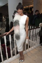 Lucy Mecklenburgh – DELAM Luxury Cashmere Brand Launch Event in London, UK 3/16/2016