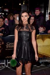 Lucy Mecklenburgh – 'Game of Thrones' Gala Screening in London 3/14/2016