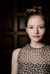 Mackenzie Foy - Santa Barbara International Film Festival Portraits, February 2016