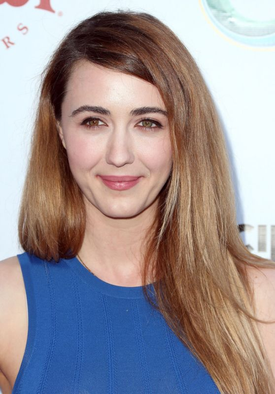 Madeline Zima - UCLA Institute of the Environment and Sustainability Gala in Beverly Hills 3/24/2016