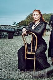 Maisie Williams – Entertainment Weekly Photoshoot for 'Game of Thrones' Season 6 – April 2016