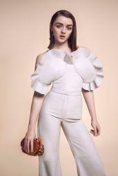 Maisie Williams - Photoshoot for Instyle Magazine UK April 2016