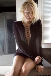 Malin Akerman - Ocean Drive Magazine March 2016 Photos
