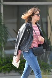 Mandy Moore - Out in Beverly HIlls, March 2016