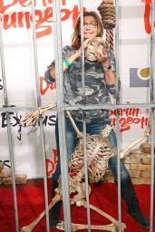 Maren Gilzer – The EXITUS at Berlin Dungeon Premiere Red Carpet Arrivals 3/16/2016