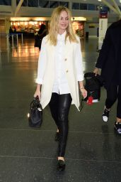 Margot Robbie - JFK Airport in NYC February 29th, 2016