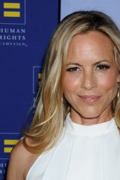 Maria Bello - Human Rights Campaign 2016 Los Angeles Gala Dinner