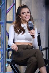 Maria Menounos - AOL Build Speakers Series -