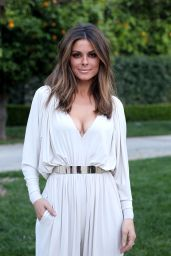 Maria Menounos - First Guest on Her Fiancee Keven Undergaro