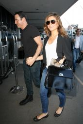 Maria Menounos - Los Angeles International Airport 3/11/2016