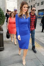 Maria Menounos Style - at The Today Show in New York City 3/8/2016