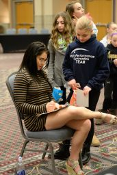 McKayla Maroney - Pink Invitational Gymnastics In Philadelphia, February 2016