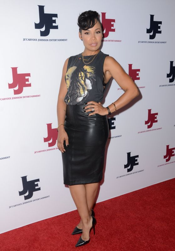 Meagan Good – 'Je'Caryous Johnson's Married But Single' Opening in Los Angeles 3/18/2016