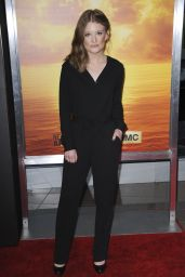 Meegan Warner – 'Fear The Walking Dead' Premiere in Los Angeles
