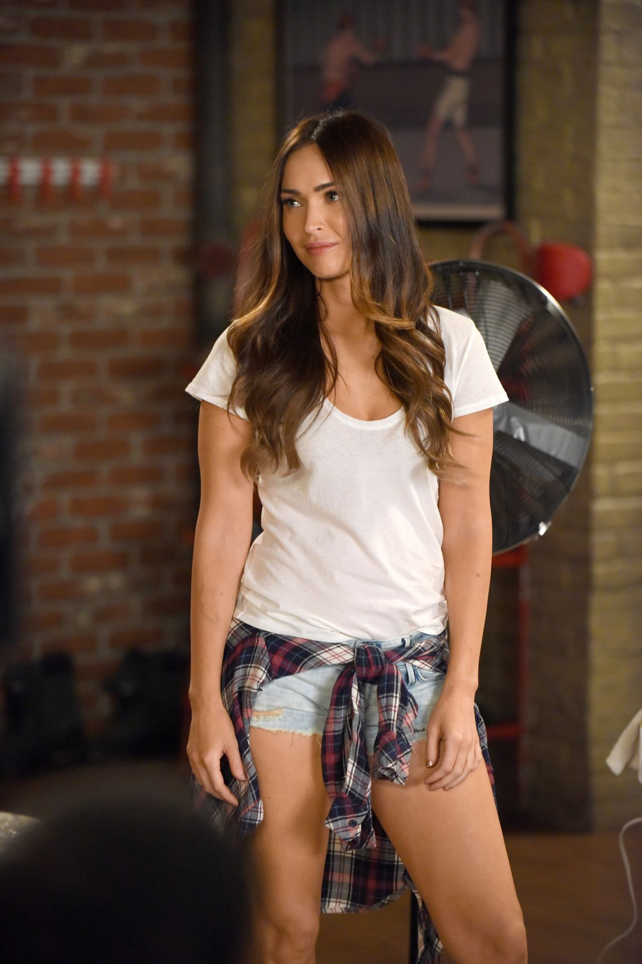 Megan Fox New Girl Season 5 Promo Photos