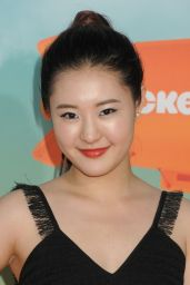 Megan Lee – 2016 Nickelodeon Kids' Choice Awards in Inglewood, CA