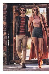 Megan Williams - Luxury Magazine Spring 2016 Issue