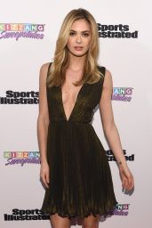 Megan Williams - Sports Illustrated & KIZZANG Bracket Challenge Party in NYC 3/14/2016