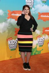 Meghan Trainor – 2016 Nickelodeon Kids' Choice Awards in Inglewood, CA