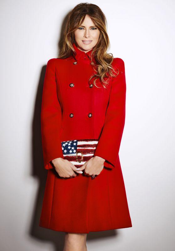 Melania Trump - Harper