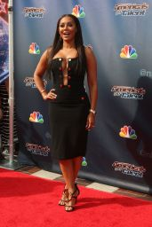 Melanie Brown – America's Got Talent Judges Photocall in Pasadena, CA 3/3/2016