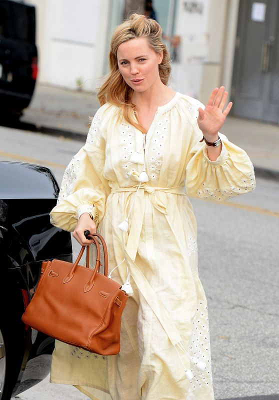 Melissa George - Out in Beverly Hills, March 2016