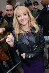 Melissa Rauch - Discusses the New Film