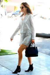 Michelle Monaghan Has Lunch at Fig N Olive in Los Angeles 3/15/2016