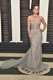 Michelle Rodriguez – 2016 Vanity Fair Oscar Party in Beverly Hills, CA
