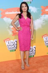 Ming-Na Wen – 2016 Nickelodeon Kids' Choice Awards in Inglewood, CA