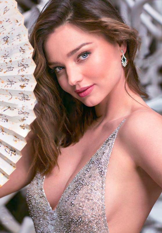 Miranda Kerr - Elle Magazine China March 2016 Issue