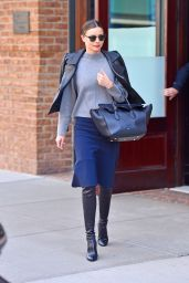 Miranda Kerr Looks Stunning - New York City, NY 3/3/2016
