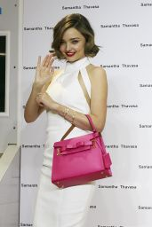 Miranda Kerr - Talk Show For The 2016 Spring Summer Samantha Thavasa Collection in Japan