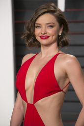 Miranda Kerr – Vanity Fair Oscar 2016 Party in Beverly Hills, CA