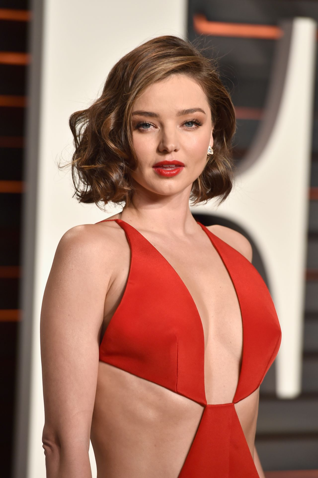 Miranda Kerr S Best Style Looks Ever: Vanity Fair Oscar 2016 Party In Beverly