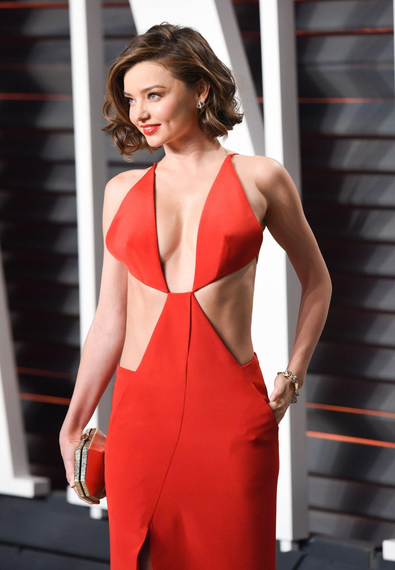 Miranda Kerr – Vanity Fair Oscar 2016 Party in Beverly ...