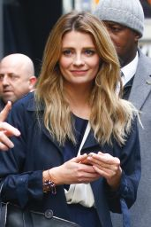 Mischa Barton - Dancing With the Stars Cast Announcement on Good Morning America in New York City 3/8/2016