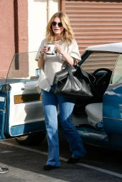 Mischa Barton is Seen at the DWTS Studio in Hollywood 3/9/2016