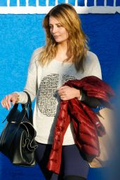 Mischa Barton - Leaving Rehearsals in Hollywood, CA 3/12/2016