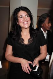 Monica Lewinsky - Despite the Falling Snow Charity Gala Screening in London, March 2016