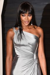 Naomi Campbell – 2016 Vanity Fair Oscar Party in Beverly Hills, CA