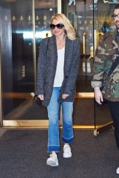 Naomi Watts - Leaving the Today Show in New York City 3/11/2016