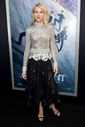 Naomi Watts – 'The Divergent Series – Allegiant' Premiere in New York City 3/14/2016